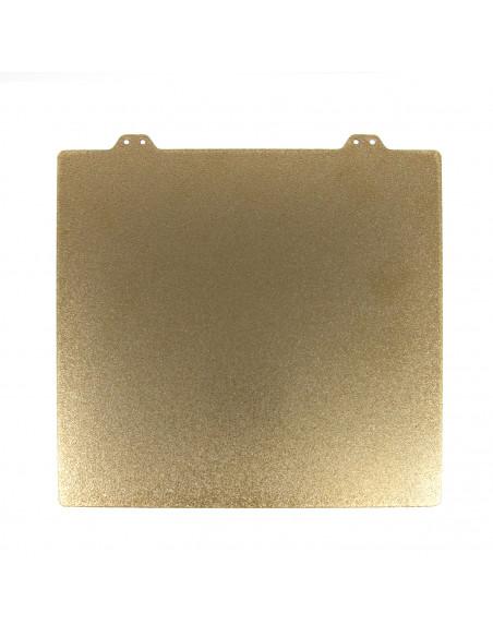 Blacha ze stali sprężynowej 235x235mm teksturowana