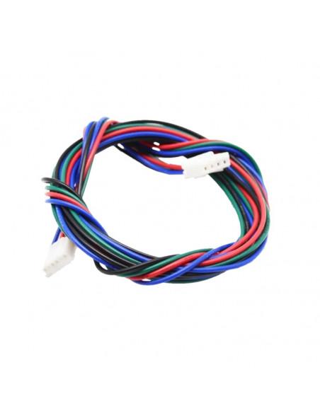 XT2.5 100cm stepper motor cable 4pin-6pin 3D printing