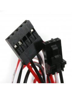 Czujnik filamentu do drukarki 3D Prusa MK3