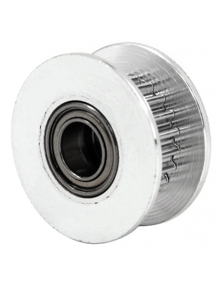 Toothed idler 6mm belt - 20 tooth - 5mm ID