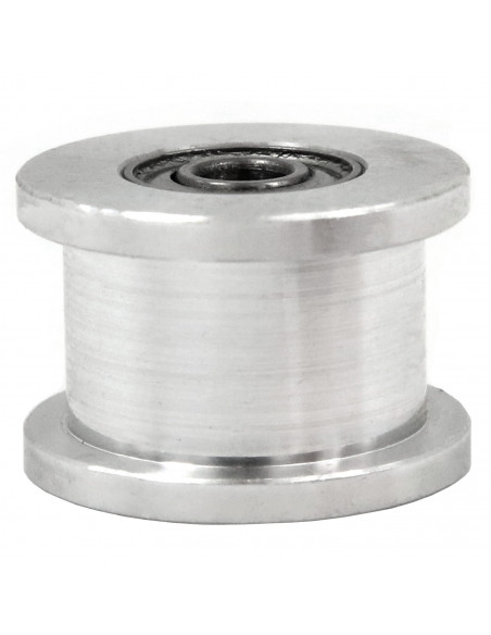 Remake 3D smooth idler 6mm belt - 20 tooth equivalent - 3mm ID
