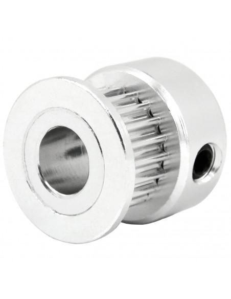 Koło zębate napędowe 6mm pas – 20 zębów – 6,3mm otwór