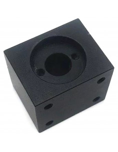 Lead Screw Nut Housing Bracket for Tr8 nut black