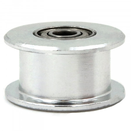 Smooth idler 6mm belt - 20 tooth equivalent - 3mm ID