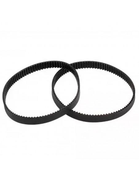 Toothed belt loop Gates PowerGrip® 202-2GT 6RF 6mm