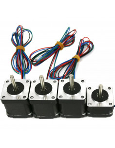 Nema 14 stepper motor kit for Voron V0