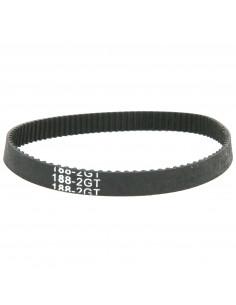 Toothed belt loop 188 mm GT2 width 6 mm