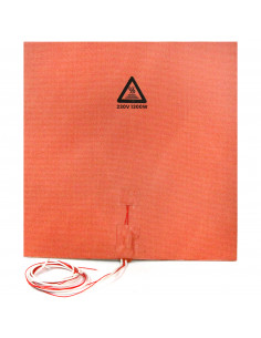 Silicone heater mat...