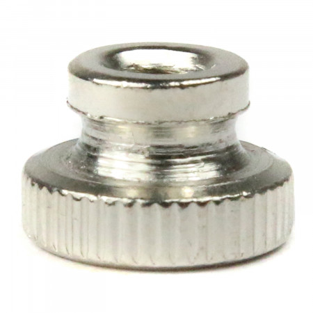 Knurled Nut with Collar M4