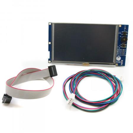 """Integrated screen PanelDue Duet3D 5"""""""