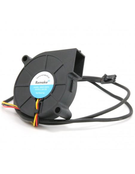 Blower 5015 - 50x50x15mm - 5V for Prusa MK3 / Remake 3D