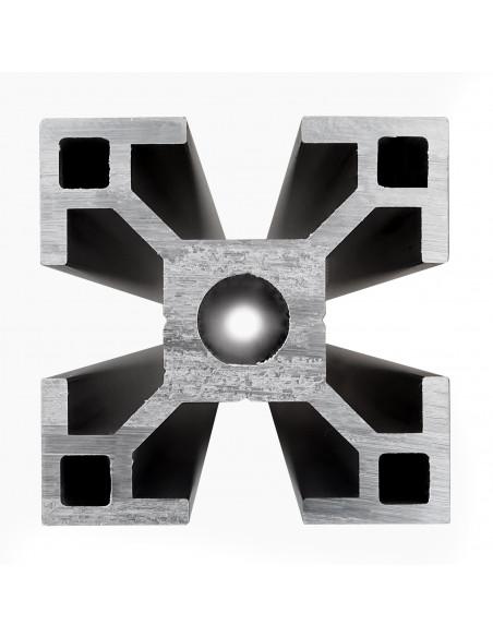 Profil aluminiowy ALTRAX 3030 T-SLOT - czarny mat