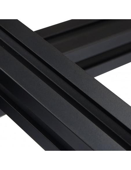 ALTRAX aluminium profile 3030 T-SLOT type - black matte