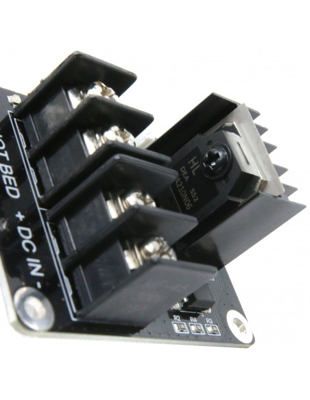 Mosfet for heated bed 3D Anet TEVO Creality RAMPS