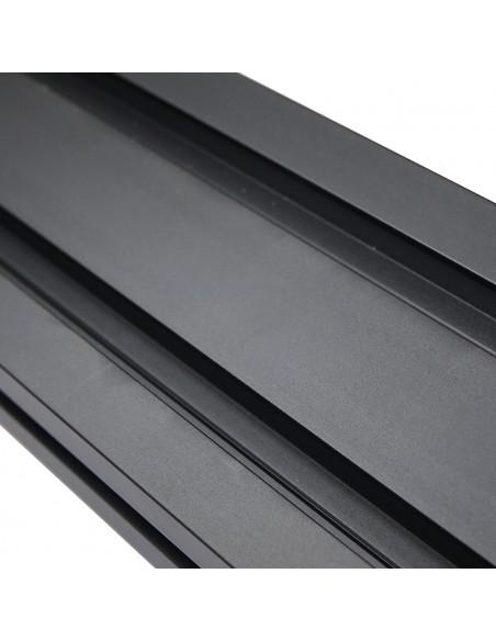 Profil aluminiowy ALTRAX 2040 T-SLOT - czarny mat