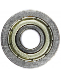 Flanged bearing F695ZZ 5x13x4 mm