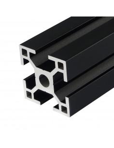 ALTRAX aluminium profile 3030 T-SLOT type 100cm - black mat