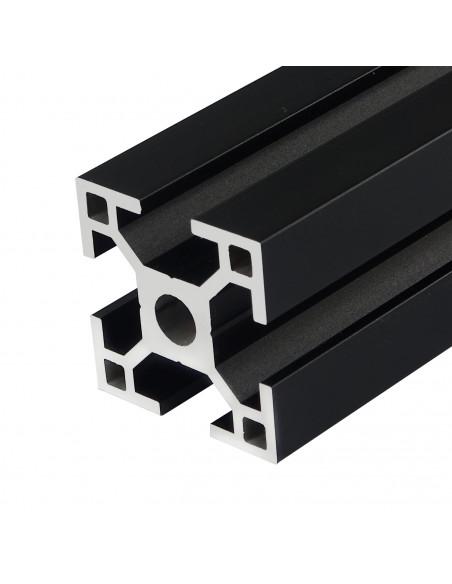 Profil aluminiowy ALTRAX 3030 T-SLOT 100cm - czarny mat