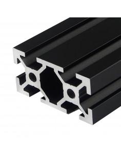ALTRAX aluminium profile 2040 T-SLOT type 100cm - matt black