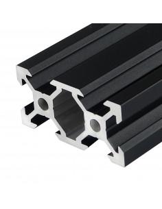 ALTRAX aluminium profile 2040 V-SLOT type - matt black