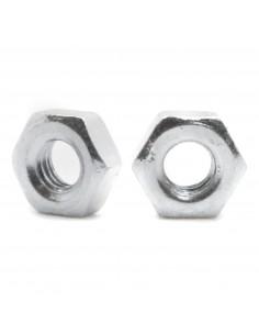 Hexagon nut M3 8mm DIN 934 ISO 4032 - galvanized