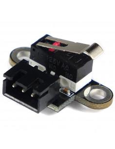 Wyłącznik krańcowy - endstop mechaniczny + przewód