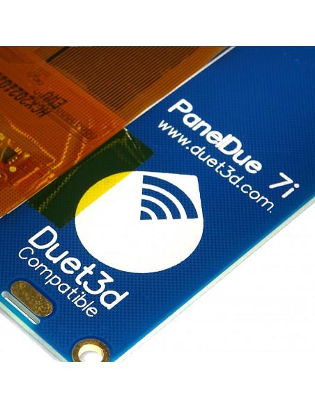 """Integrated screen PanelDue Duet3D 7"""""""