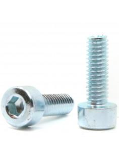 Hex head screw M4x12mm DIN 912 - zinc plated