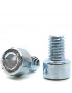 Hex head screw M3x6mm DIN 912 - zinc plated