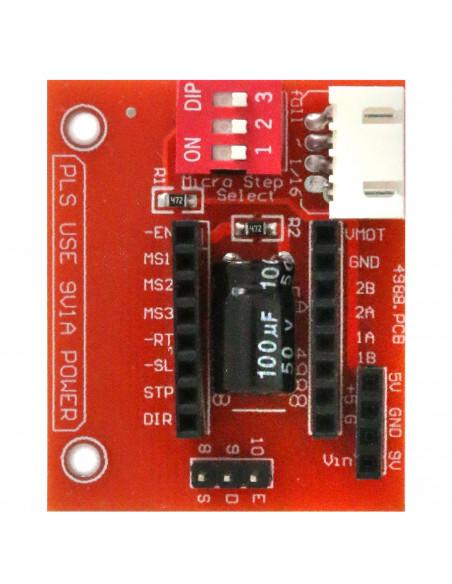 Stepper motor driver board for Arduino CNC REPRAP 3D