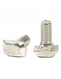 Hammer head screw M6x25 for 8mm groove - 10 pcs.