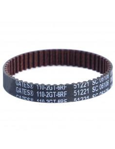 Gates Unitta closed loop belt 110 mm GT2 width 6 mm