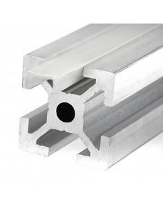 Slot cover strip for 3030 T-slot profile - gray - 1m