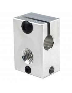 Heating block for E3D V6 PT-100 - substitute Premium