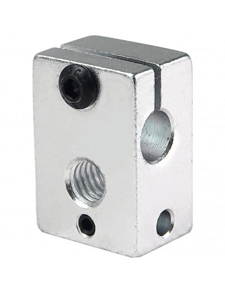 Heating block for E3D V6 PT-100 - substitute