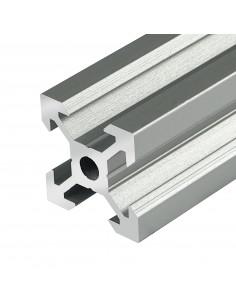 ALTRAX aluminium profile 2020 V-SLOT type 100cm - silver
