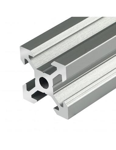 Profil aluminiowy ALTRAX 2020 V-SLOT 100cm - srebrny