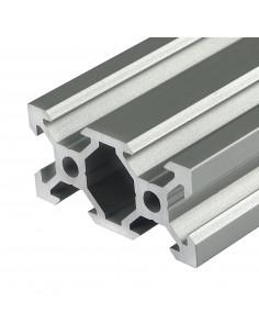 ALTRAX aluminium profile 2040 V-SLOT type 100cm - silver