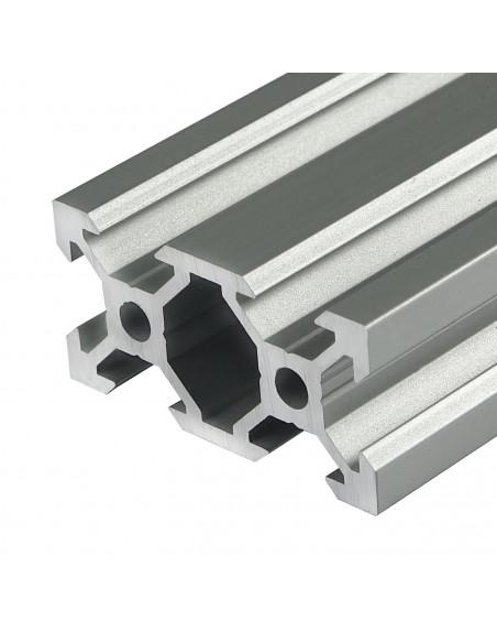 Profil aluminiowy ALTRAX 2040 V-SLOT 100cm - srebrny