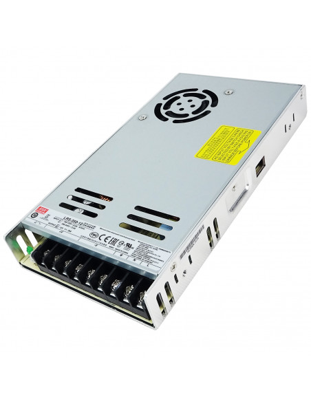 MEAN WELL LRS-350-12 - power supply