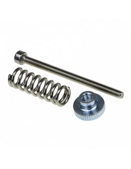 Hotbed leveling screws for 3D printer - 4 pcs
