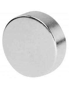 Neodymium magnet 8x3mm - 10 pcs.