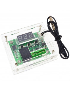 W1209 thermostat case