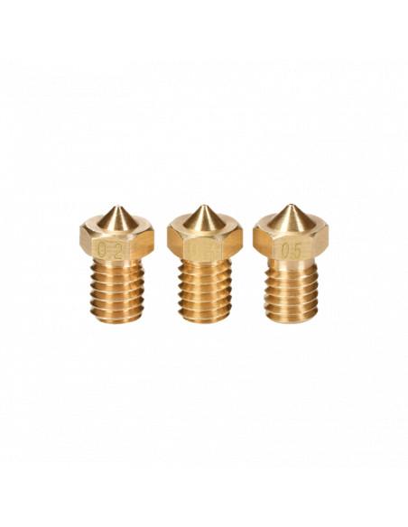 Nozzle E3D V6 0.5 mm 1.75 mm clone