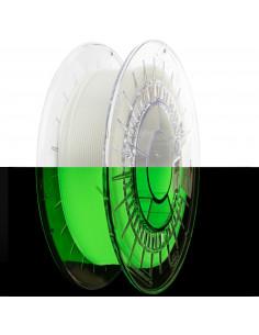 Spectrum Filament PET-G Glow in the Dark 1.75mm YELLOW-GREEN 1kg