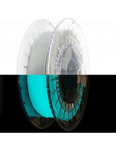 Spectrum Filament PET-G Glow in the Dark 1.75mm BLUE 1kg