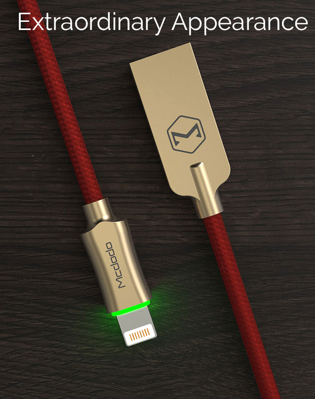 Cable to Apple iPad