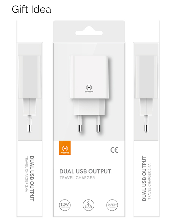 High quality charger for iSO devices
