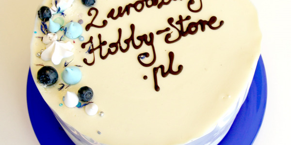2-nd anniversary of Hobby-Store shop